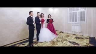САЙРАМ. Фахриддин & Диляра WEDDING DAY
