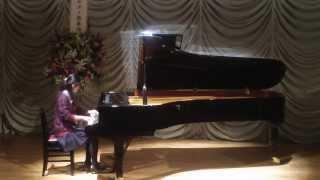 娘の中学生最後のピアノ発表会です。 曲名:トゥー・ラブ・ユー・モア T...
