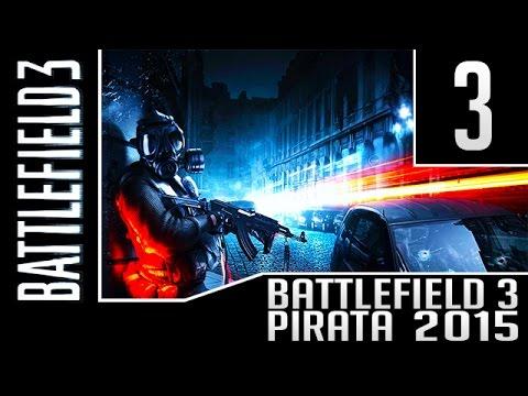 Como Jogar Battlefield 3 Multiplayer Pirata 2016 (Users Avançados) #3