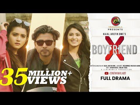 """X BOYFRIEND"" By Kajal Arefin Ome   Ft. AFRAN NISHO & TANJIN TISHA   Valentine Natok 2019 BANGLADESH"