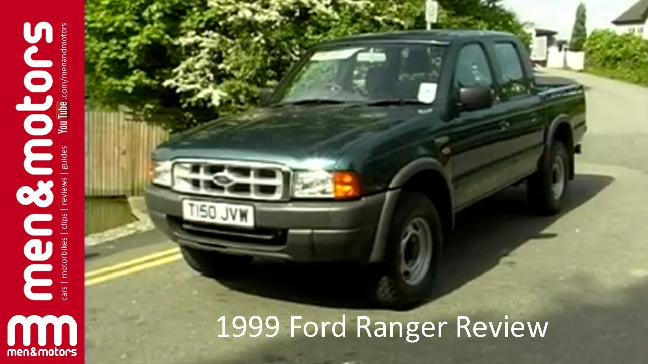 1999 ford ranger review youtube