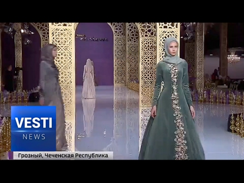 Ramzan and Aishat Kadyrov will Teach Chechnya Fashion