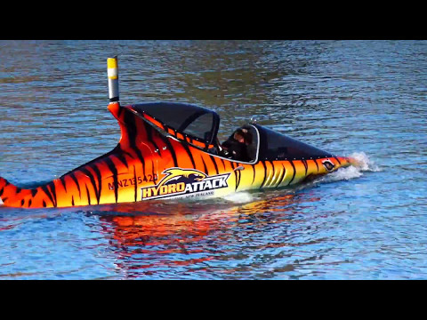 Hydro Attack Seabreacher Submersible Watercraft