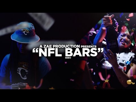 Gebo - NFL Bars (Official Video) Shot By @AZaeProduction