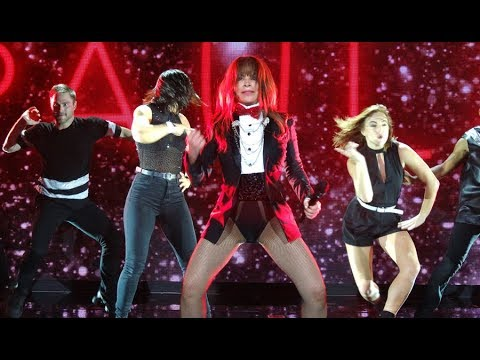 """Straight Up"" (Live) - Paula Abdul - Santa Rosa, Luther Burbank Center - November 7, 2018"