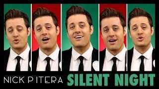 Silent Night - A Cappella (Intro) - Nick Pitera - NEW Christmas EP!