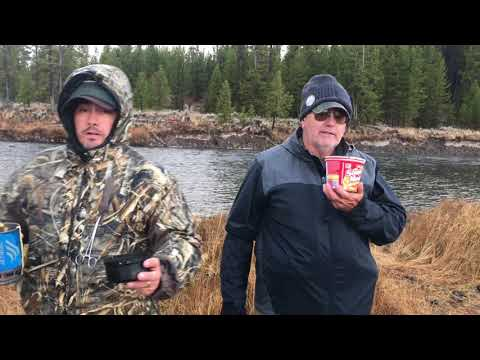 Yellowstone Fishing Trip 2017