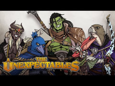DND The Unexpectables 70: Hell and High Water