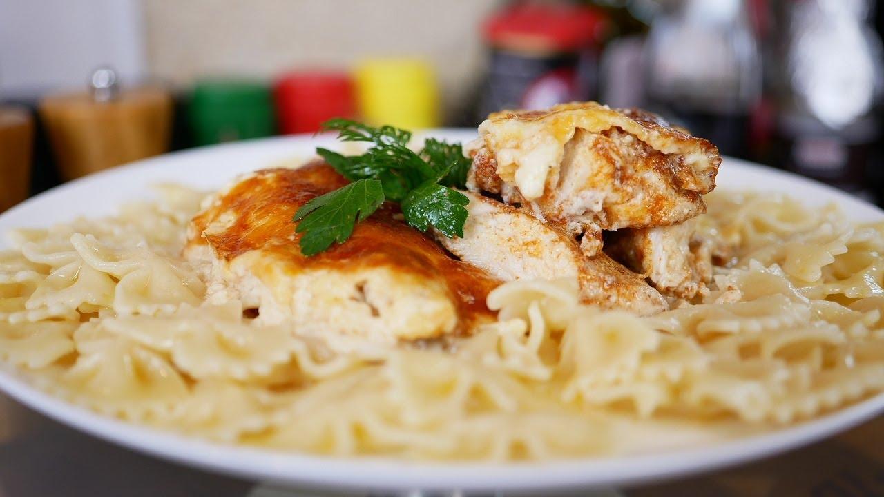 Как приготовить КУРИНУЮ грудку под соусом БЕШАМЕЛЬ, цыганка готовит.