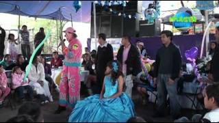 Repeat youtube video payaso tira a quinceañera