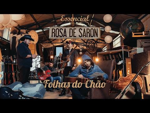 """Rosa De Saron - """"Folhas Do Chão"""" Com """"With Or Without You"""" Do U2"""
