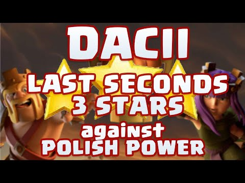Dacii Vs Polish Power   OMG!!! It Will Be A Triple In The Last Second? YOU Must Watch This Video  
