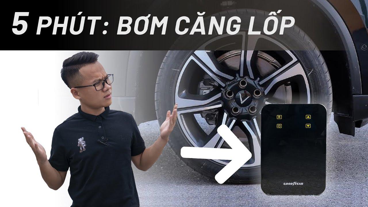 """""""Em gái"""" Việt LỐP CĂNG ĐÉT sau 5 phút bơm"""