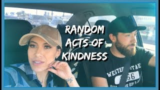 Random Acts of Kindness - Feeding the homeless