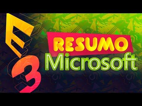 E3 2017 - Microsoft - Resumo da conferência - TecMundo Games