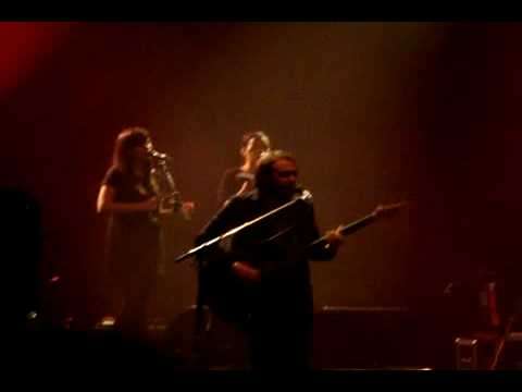 Herman Dune - Try to Think about Me (Live@l'Olympia 2 dec 2008)