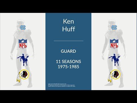 Ken Huff: Football Guard