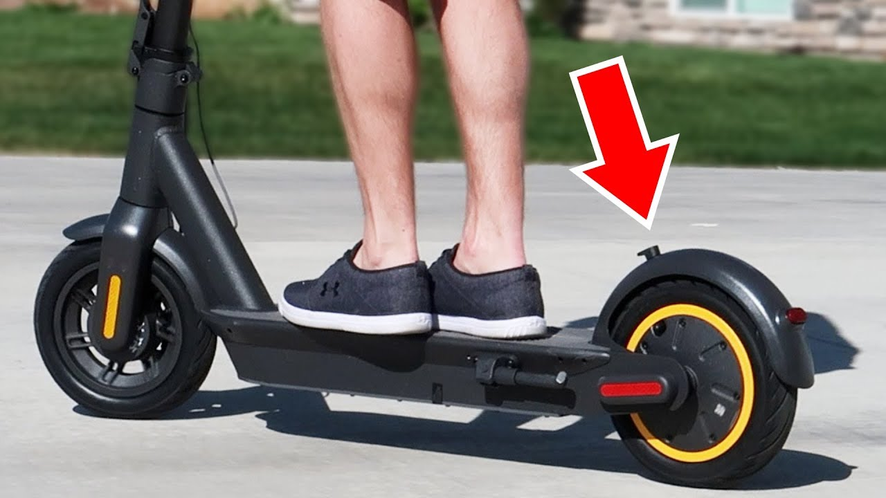 THE BEST ELECTRIC SCOOTER YOU CAN GET (Unboxing and Initial Review)