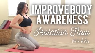 Isolation Yoga Warm Up for Body Awareness