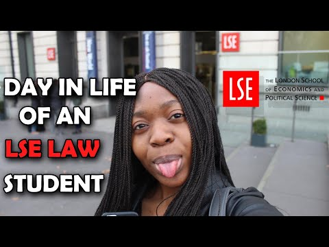A DAY IN THE LIFE OF A LAW STUDENT AT LSE | #LSEVLOGS 3