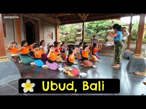 Ubud'da Harika Bir Gün Geçirmek | Bali Kahvaltısı, Dansı Ve Kültürü