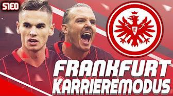 FIFA 17 Karriere   Eintracht Frankfurt