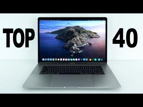 macOS 10.15 Catalina - Was ist neu? | TOP 40 Highlights