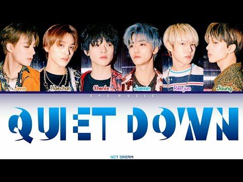 nct-dream---quiet-down-lyrics