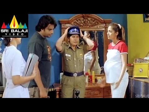 Priyasakhi Telugu Movie Part 10/13 | Madhavan, Sada | Sri Balaji Video