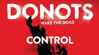 Donots - Control (Official Audio)