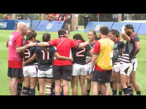 Kenya vs Hong Kong - World Rugby Women's Sevens Series Qualifiers
