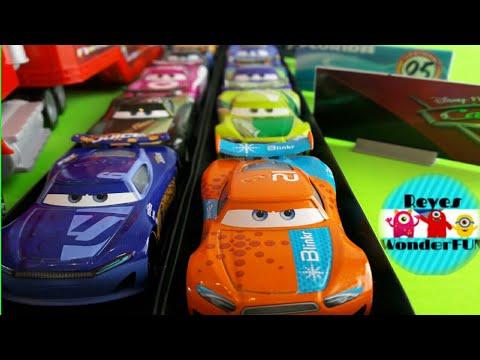 Cars 3 next generation racer juice #6 bubba wheelhousecars 3 next