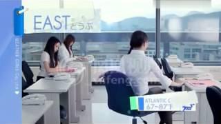 日本天气预报女郎穿制服黑丝袜迷倒宅男
