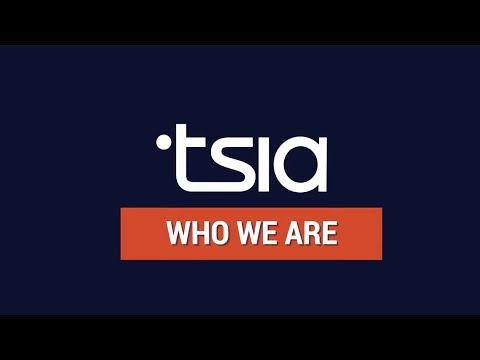 TSIA: Who We Are