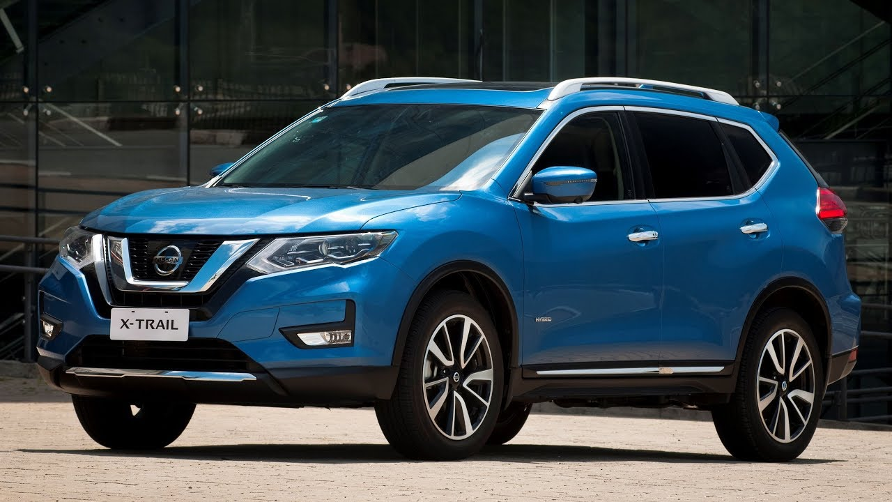 2019 Nissan X Trail Hybrid Features