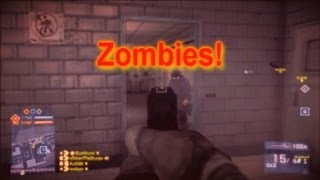 Battlefield 3 Zombies!  (A Yesh Gaming Event)
