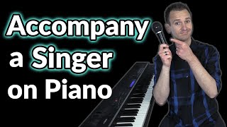 Jazz Piano Accompaniment - The Definitive Guide