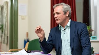 UKIP Leader Richard Braine at Newbury branch meeting