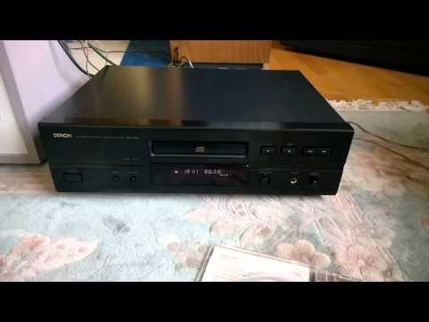 Teac vrds 10 cd player