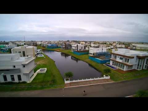 YUNEEC Q500 - FOOTAGE MALIBU BEACH RESIDENCE #1