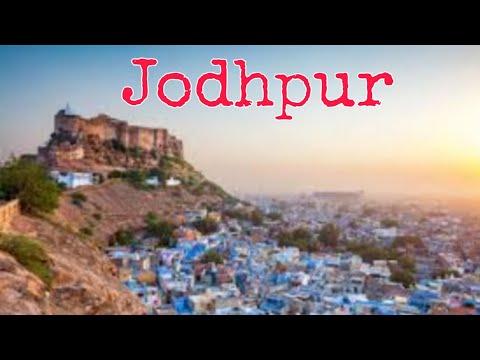 Jodhpur Sightseeing | Tourist Palaces In Jodhpur