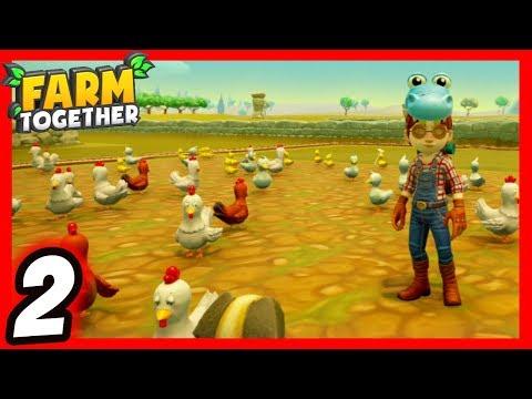 Farm Together [2] 10 x 10 Egg Farm