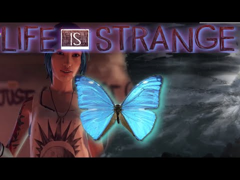 Life is Strange Analysis and Theories: The Butterfly Effect. - 동영상