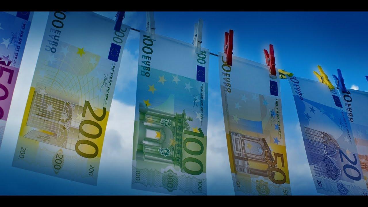 Đức sửa đổi luật chống rửa tiền