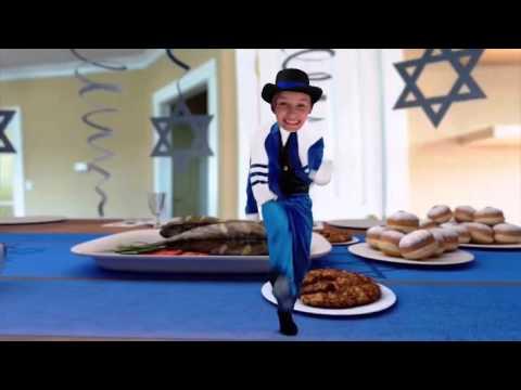 Oh Hanukkah Music Video