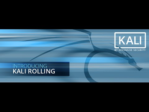 Kali Linux 2016.1 & Hacking Tools Full Review 1080p - The First Rolling Release