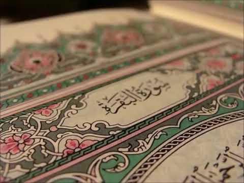 سعد الغامدي سورة البقرة Saad Al - Ghamdi Al - Baqarah without ads