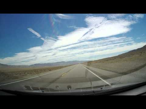 Ultralapse Fallon to Tonopah NV