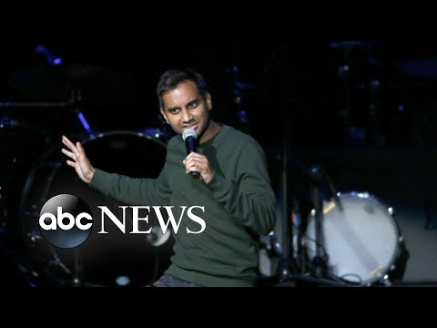 Aziz Ansari opens up about sexual misconduct allegations