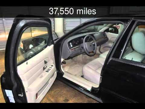 2011 Ford Crown Victoria LX Used Cars  Starkville Mississippi